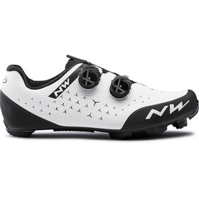 Northwave Rebel 2 Scarpe Uomo, white/black